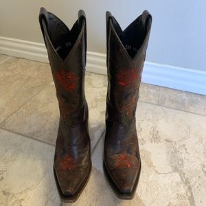 Lucchese women's cowboy boots